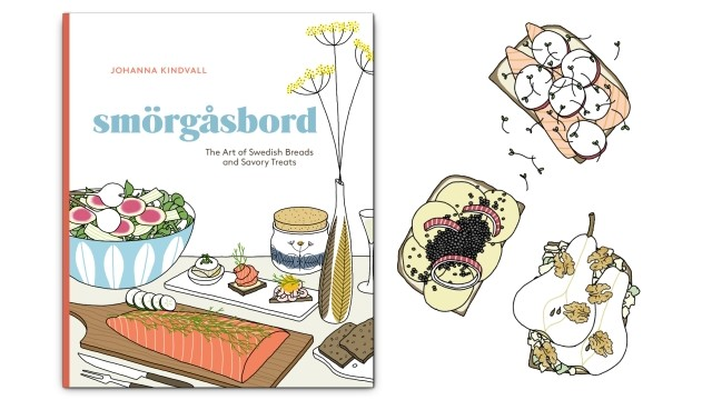 Smörgåsbord: The Art of Swedish Breads and Savory Treats