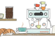 TYPES OF COFFEE for  La Marzocco
